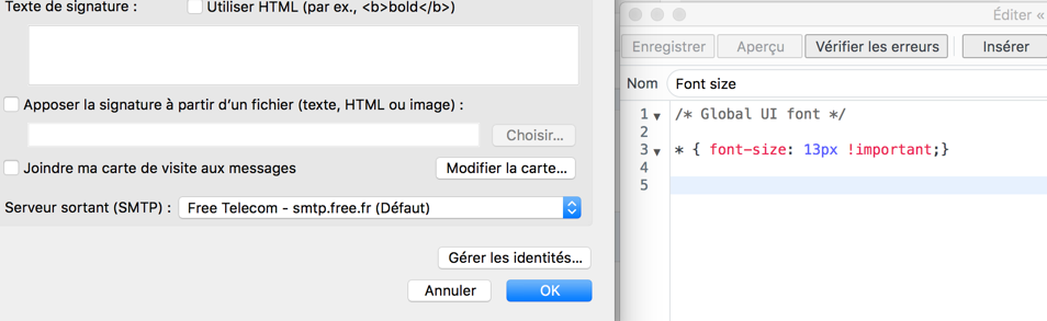 Der Grau Effekt Tritt Bei Mir Ab 15px Auf Und Nicht Nur Wenn Man Den Code Mit Stylish Verwendet Sondern Auch Ihn In Eine UserChromecss Datei