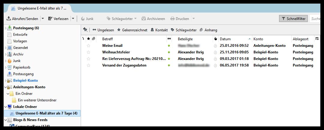 Virtuelle Ordner Erstellen Und Benutzen Thunderbird Mail De
