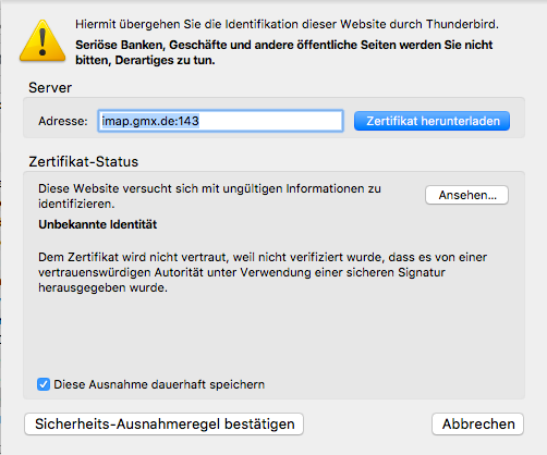 gmx zertifikat download