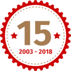 15 Jahre